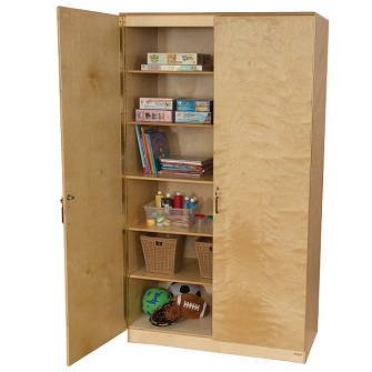 All Wooden Resource Cabinets By Wood Designs Options