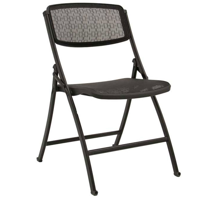 MityLite Folding Chair  MeshOne  Folding Chairs