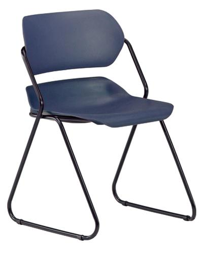 Ofm Armless Plastic Stacking Chair  202  Plastic