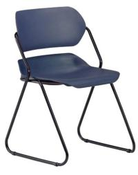 Ofm Armless Plastic Stacking Chair - 202 | Plastic ...