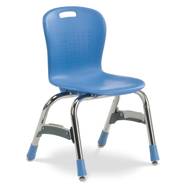 Virco Sage Stack Chair 13 H  Sg413  School Chairs  Worthington Direct
