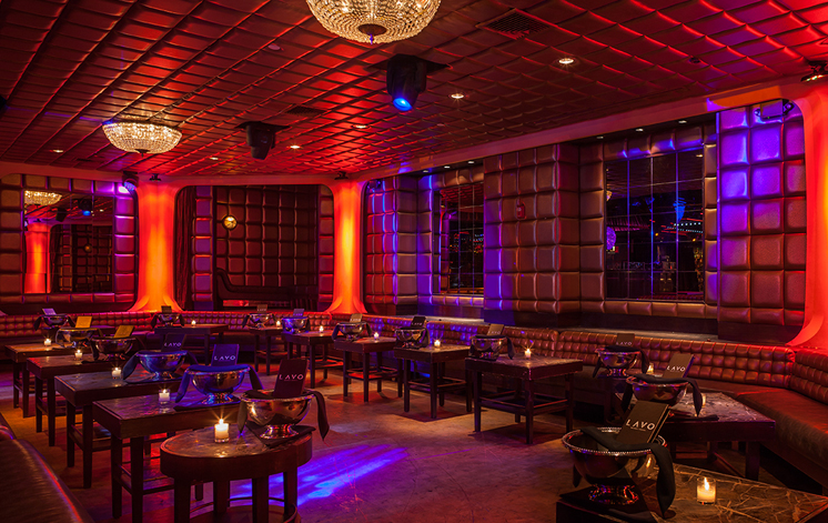 Official Site of Lavo New York Italian Restaurant  Nightclub  Decor