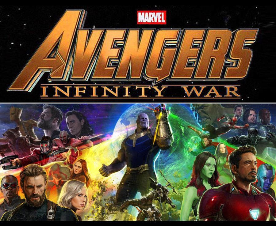 avengers infinity war arlington