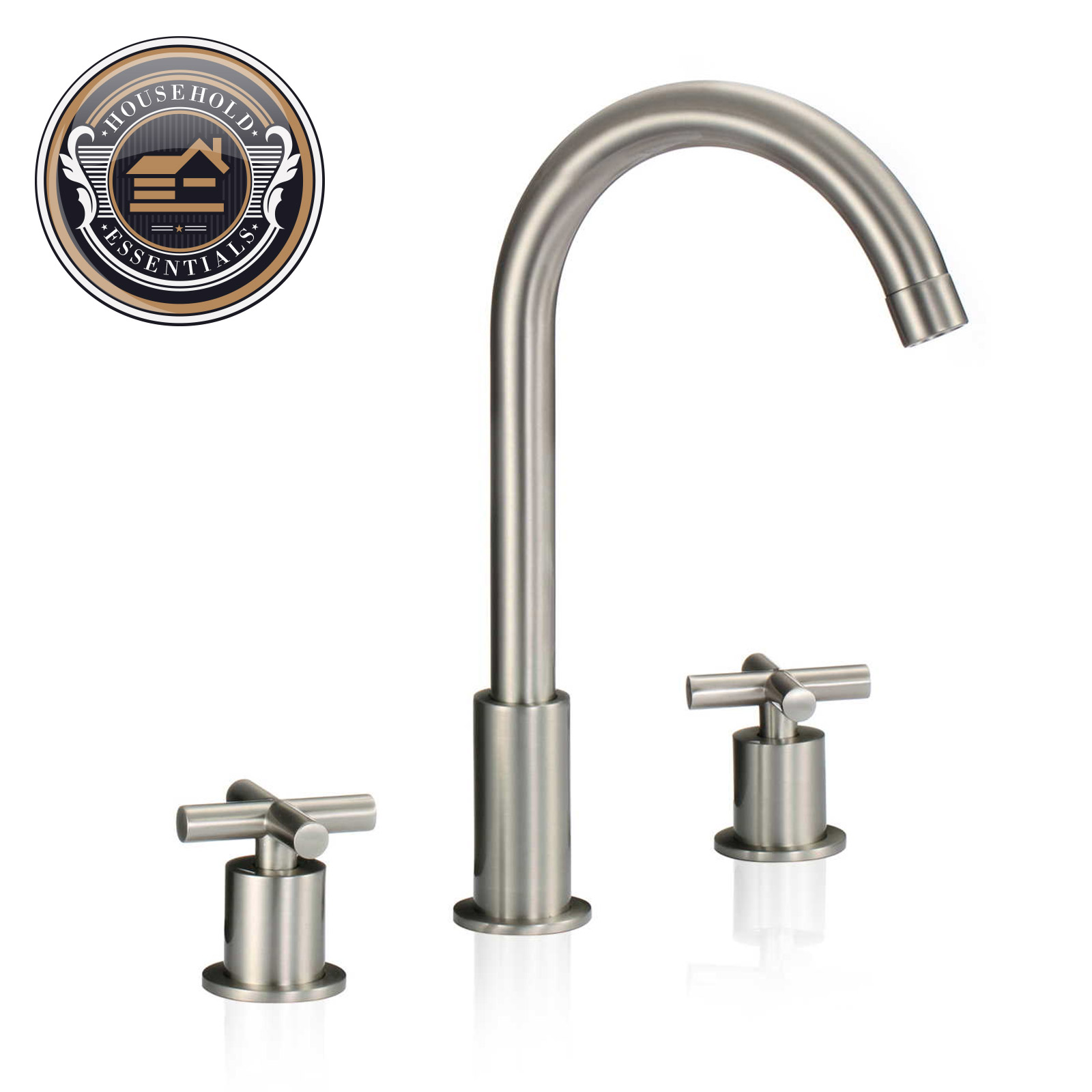 widespread kitchen faucet small idea 8 quot bathroom sink ebay