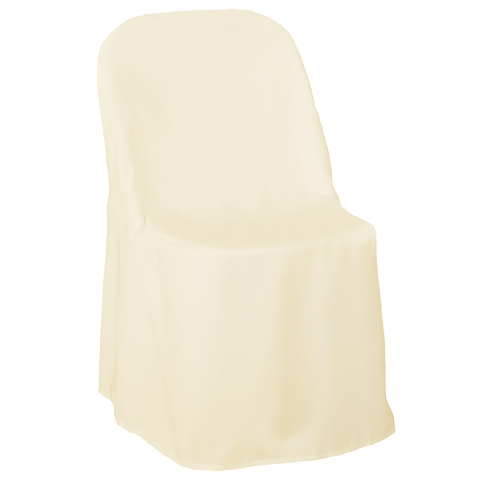 Plastic Covers For Chairs 10 Polyester Folding Chair Covers Wedding Party Décor