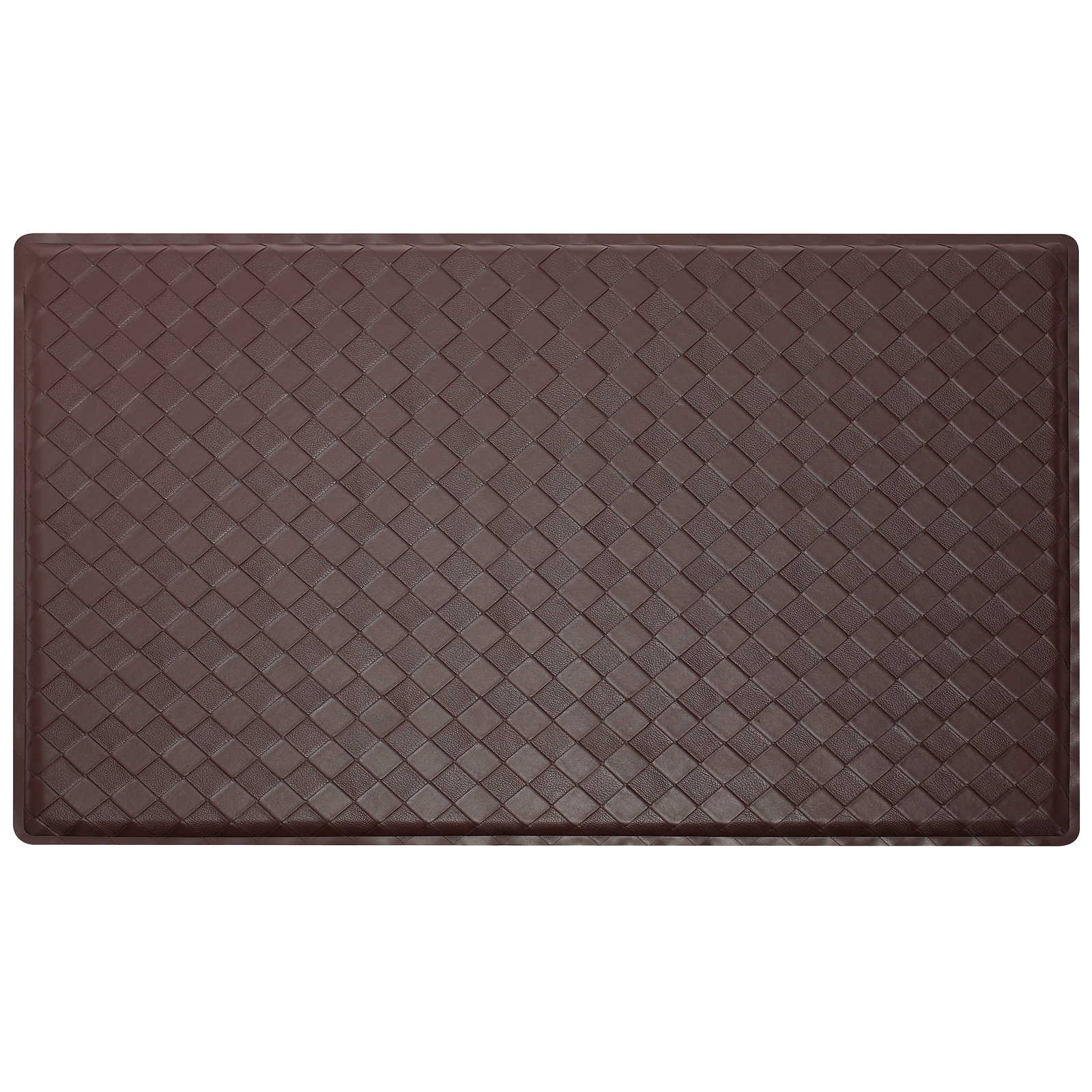 kitchen mats amazon cabinets refacing cost 2 39 x 3 modern anti fatigue floor mat rug basket