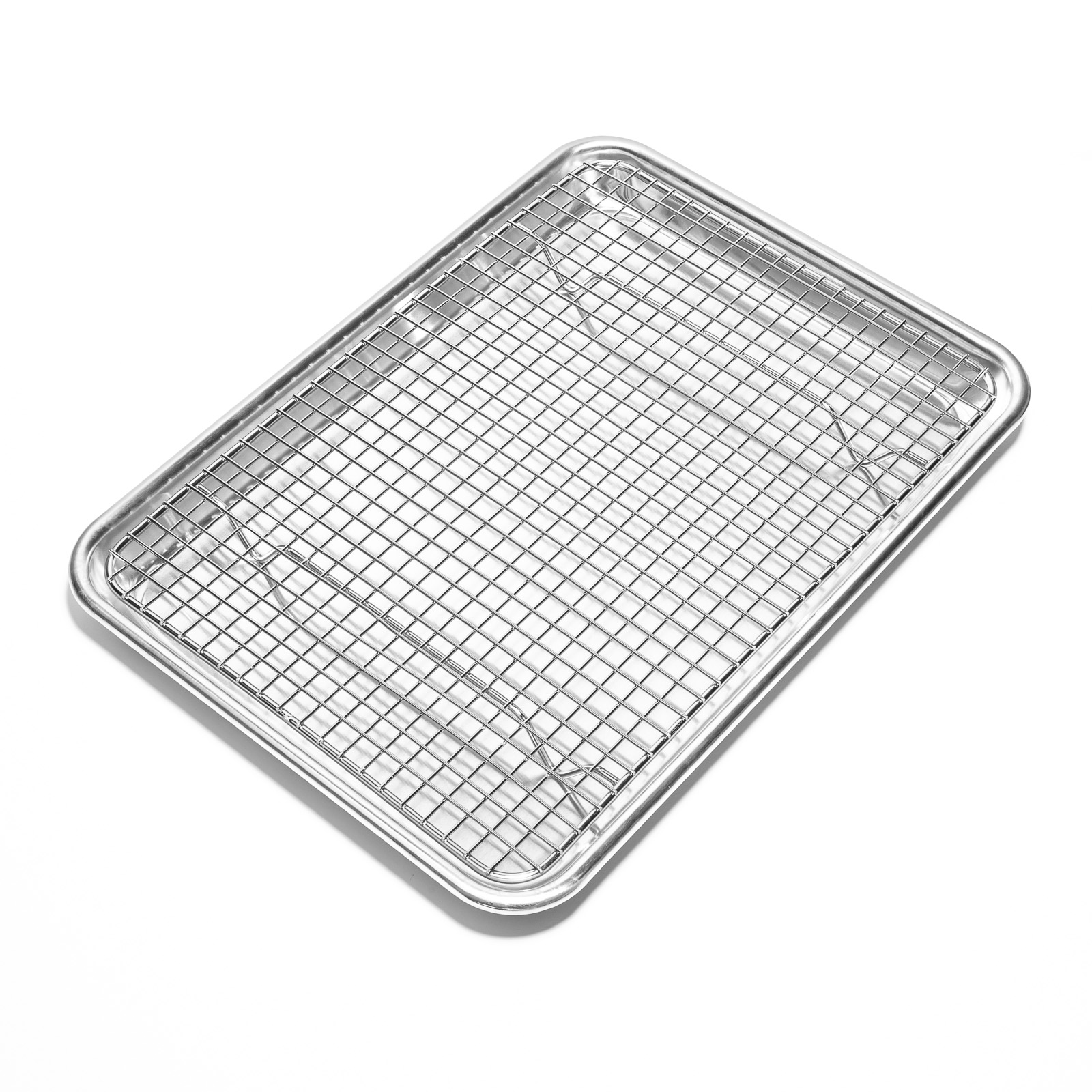 Stainless Steel Baking Amp Cooling Wire Rack Fits Jelly Roll