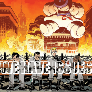 whi70 - Ghostbusters Deviations cover by Nelson Daniel