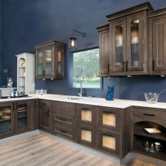 Wellborn Kitchen Cabinets Espresso Shaker Drift Away In A Chefs Dream