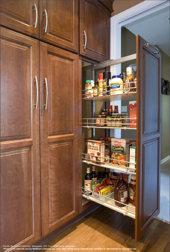 kitchen cabinets pantry franke sinks catalogue browse accessories wellborn utility with pullouts