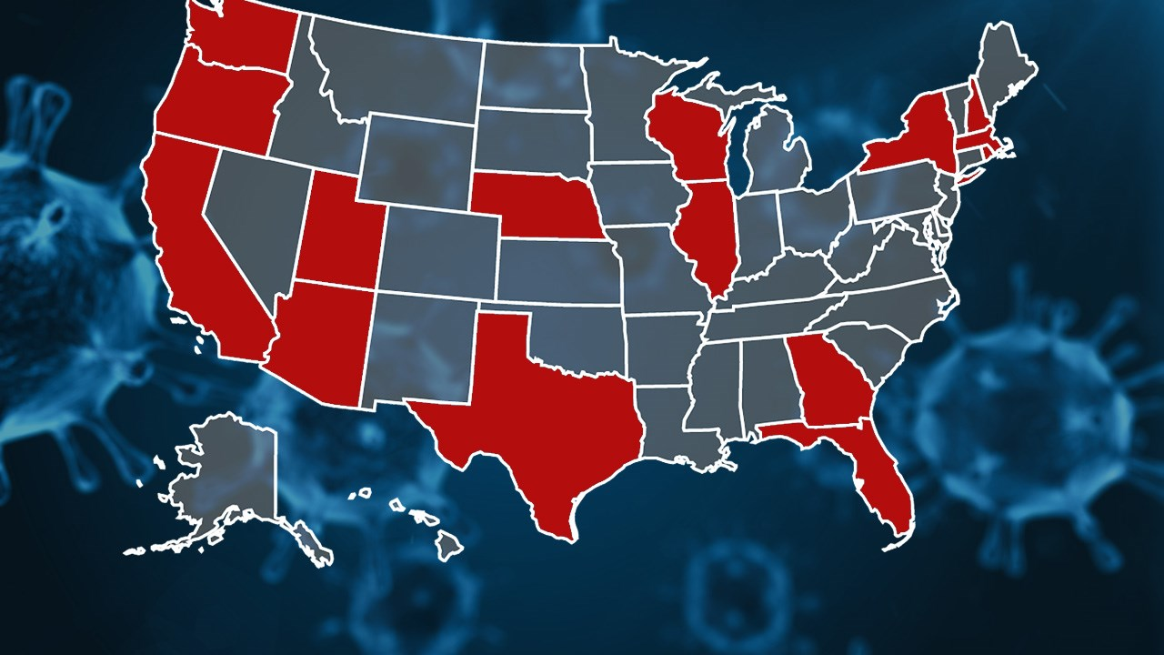Coronavirus Cases, Fatalities Increase in the United States ...