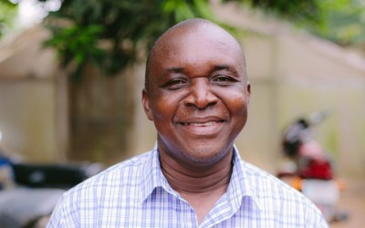 NEWS ALERT: Sierra Leone Country Director, Saidu Kanu, Named Outstanding International NGO Leader of the Year