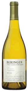 Beringer Chardonnay 2008, Napa Valley Bottle