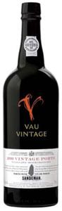 Sandeman Vau Vintage Port 2000, Doc Douro Bottle