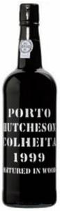Hutcheson Colheita Port 1999, Doc Douro, Matured In Wood, Btld. 2010 Bottle