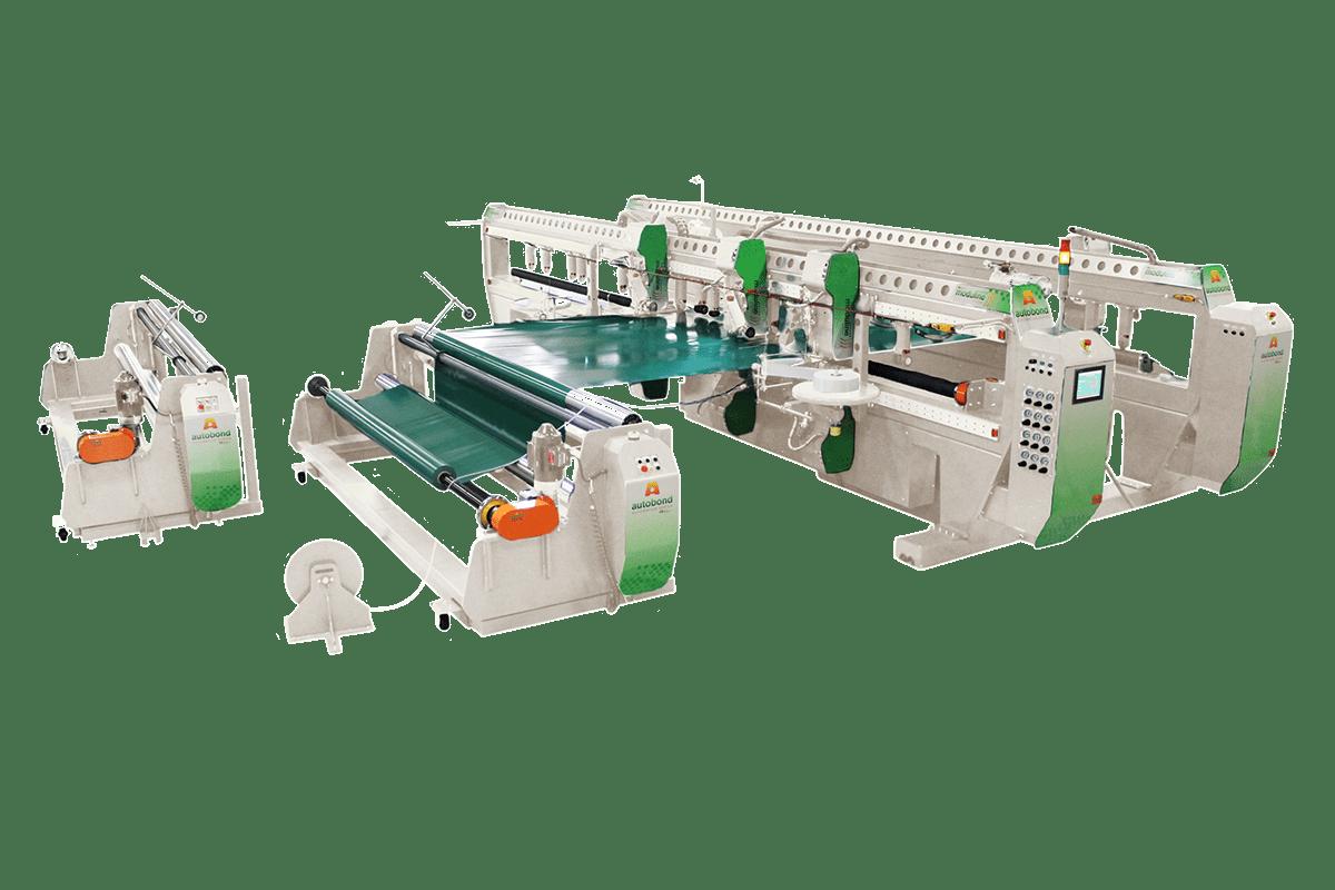 hight resolution of moduline keder automated welding machine