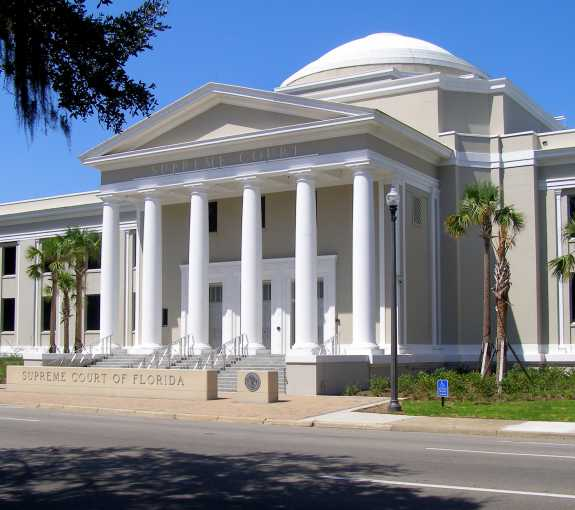 Florida is one of three states where formerly convicted felons must petition before a clemency board to have their civil rights restored. Photo: Wikimedia Commons.