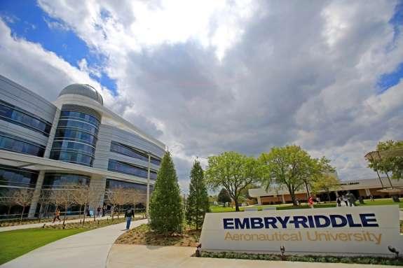Construction on the aerodynamics laboratory is slated to start early next year. Photo: Embry-Riddle Aeronautical University.