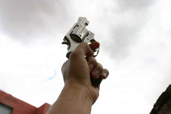 Bullet Free Sky urges politicians to hold gun users more accountable for fire untargeted shots in the air. Photo: Wikimedia Commons.