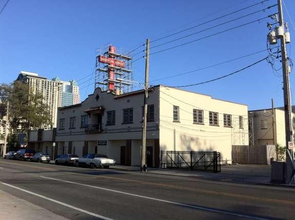 The Orlando Union Rescue Mission will have to move to make way for the Orlando Magic's multi-million dollar entertainment complex. Photo: Wikimedia Commons.