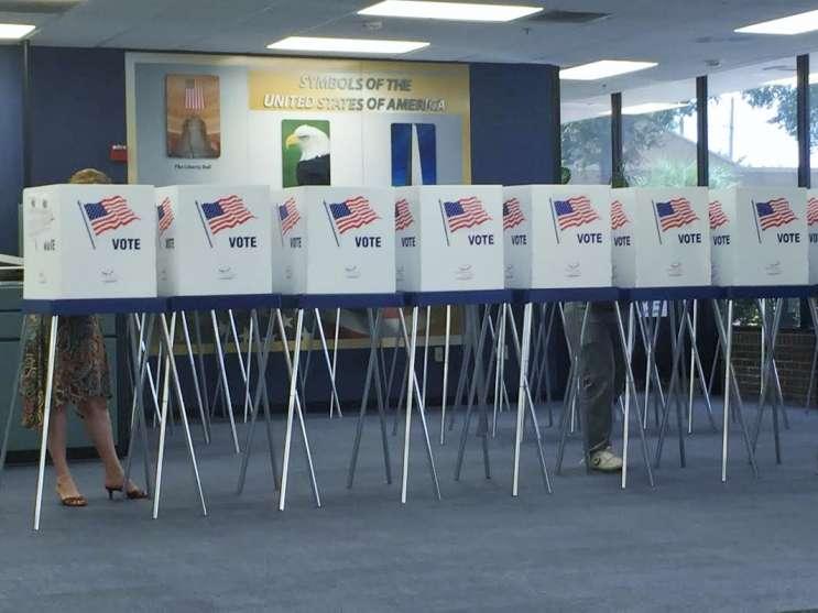 Orange County Supervisors of Elections Office. Photo: Renata Sago.