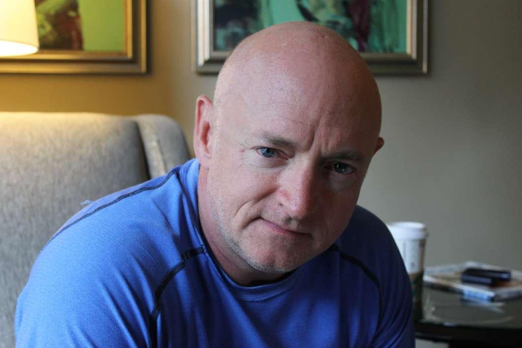Capt. Mark Kelly. Photo: Matthew Peddie, WMFE