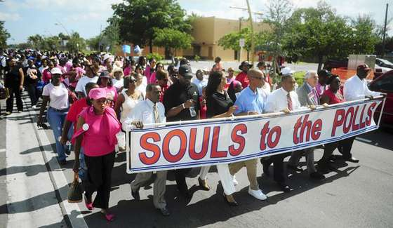 Black pastors and congregants in Florida will activate their