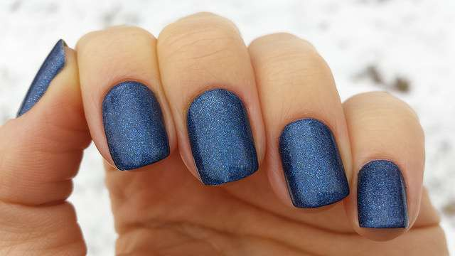 Paint one fingernail blue to raise awareness around child abuse this month. Photo: Flickr Creative Commons