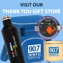 WMFE Thank you gift store