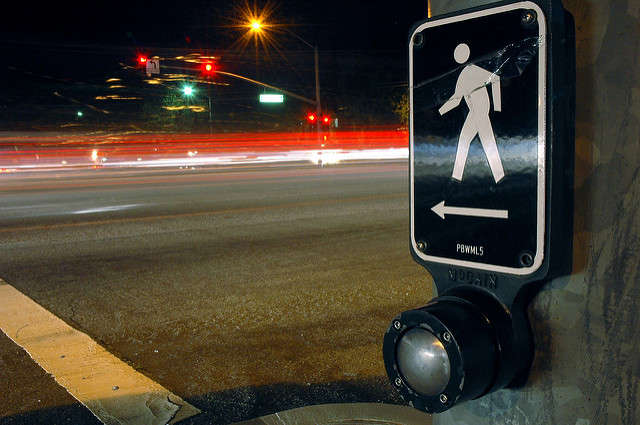 Slower commute times, but better safety? Photo: Flickr Creative Commons
