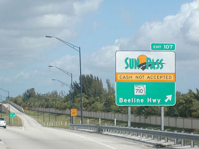 SunPass users' accounts should be updated through early June. Photo: Flickr Creative Commons