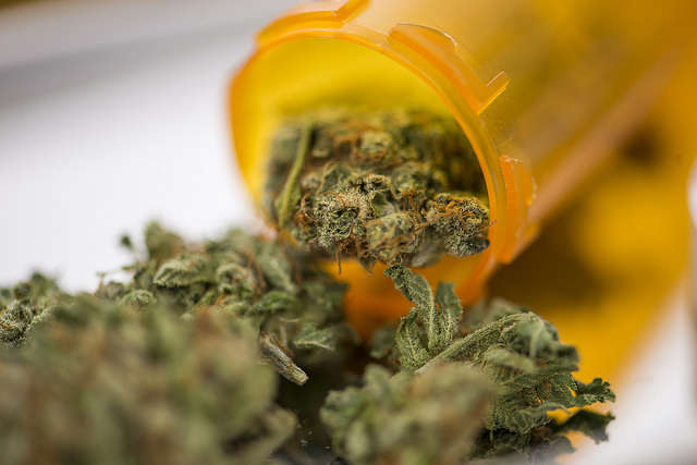 Medical marijuana might be the solution that veterans have been waiting for to PTSD and other problems. Photo: Flickr Creative Commons