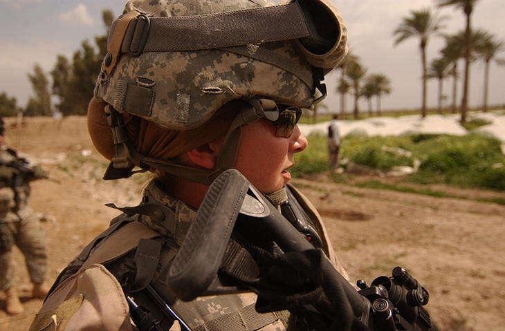 A new treatment offers hope to veterans suffering from PTSD. Photo: US Department of Veteran Affairs