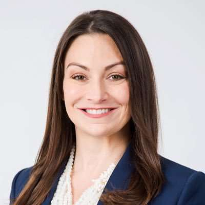 Nikki Fried became the first woman to get a party nomination for Commissioner of Agriculture when last August's primary election came and went. She narrowly missed that chance, in the election against Matt Caldwell. Photo: Nikki Fried Twitter