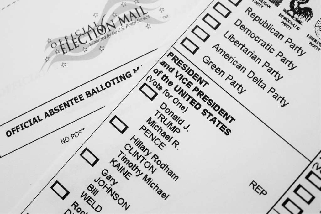 Mail-in Ballots Slowing Down Election Counts, Center Of