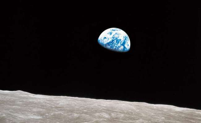After 50 Years Apollo 8 S Earthrise Continues To