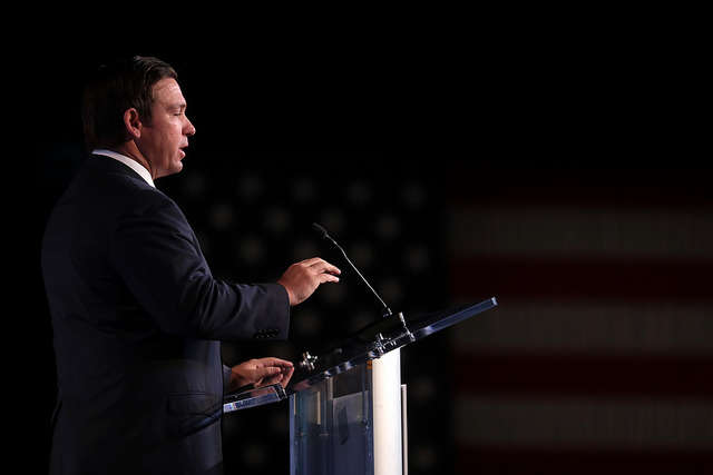 Speaking in Winter Park during a festival for Martin Luther King Jr. Day, DeSantis said he had already appointed diverse leaders to positions in his cabinet and throughout the state. Photo: Flickr Creative Common