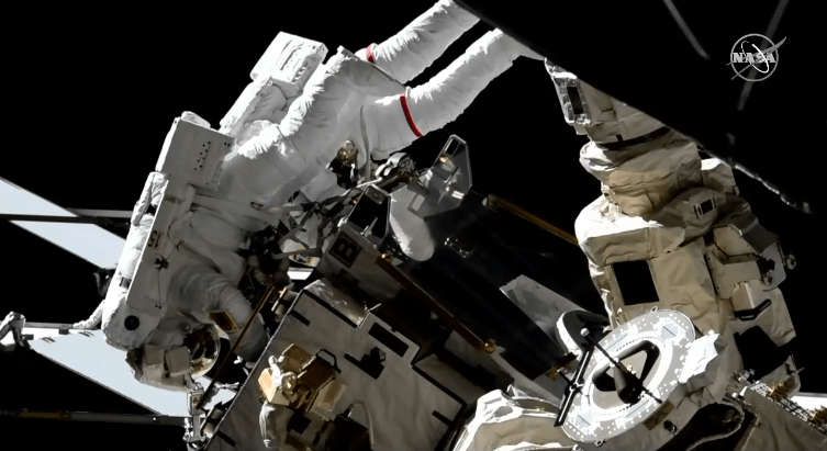 Hillary Clinton Slams NASA for Cancelling All-Female Spacewalk