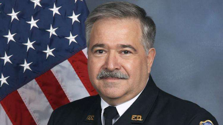 The new Orange County Fire Chief is James Fitzgerald. He has over thirty-six years of experience at OCFR. Photo: Flickr Creative Commons
