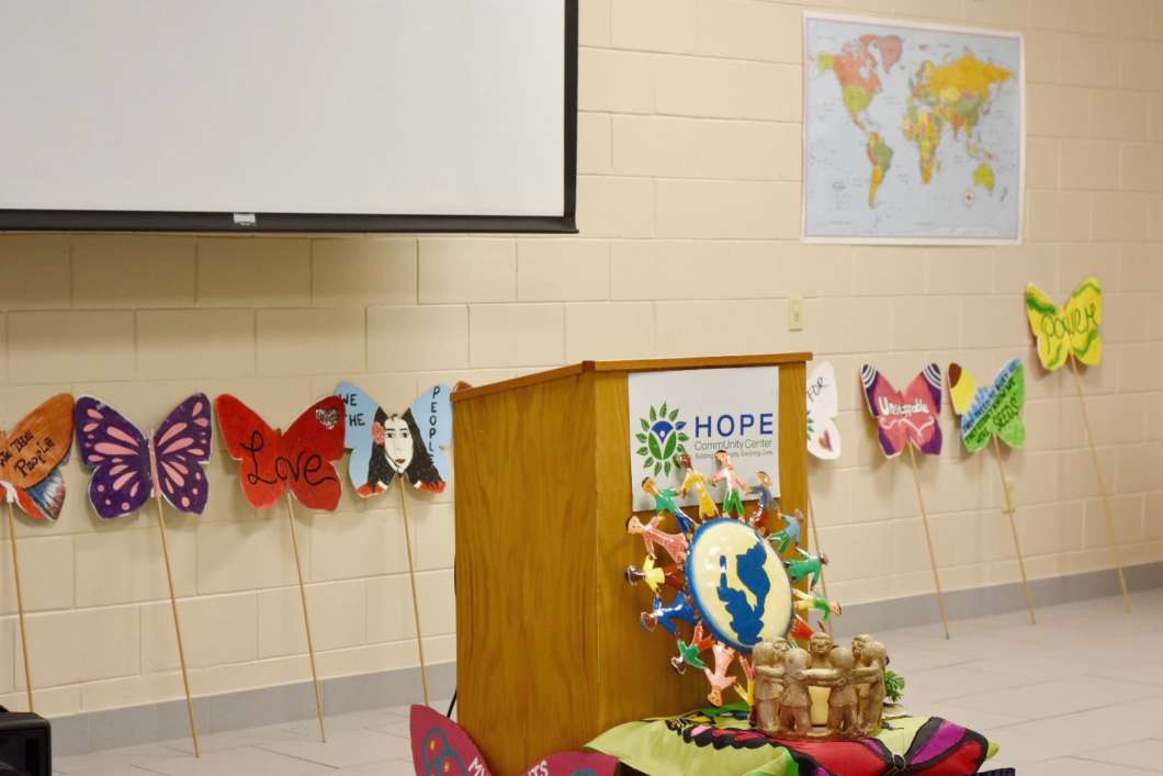 Education Desk spoke with Hope CommUnity Center's Director of Academic Support Ives Greenwall about the unique challenges these students face in Florida classrooms. Photo: Hope CommUnity Center