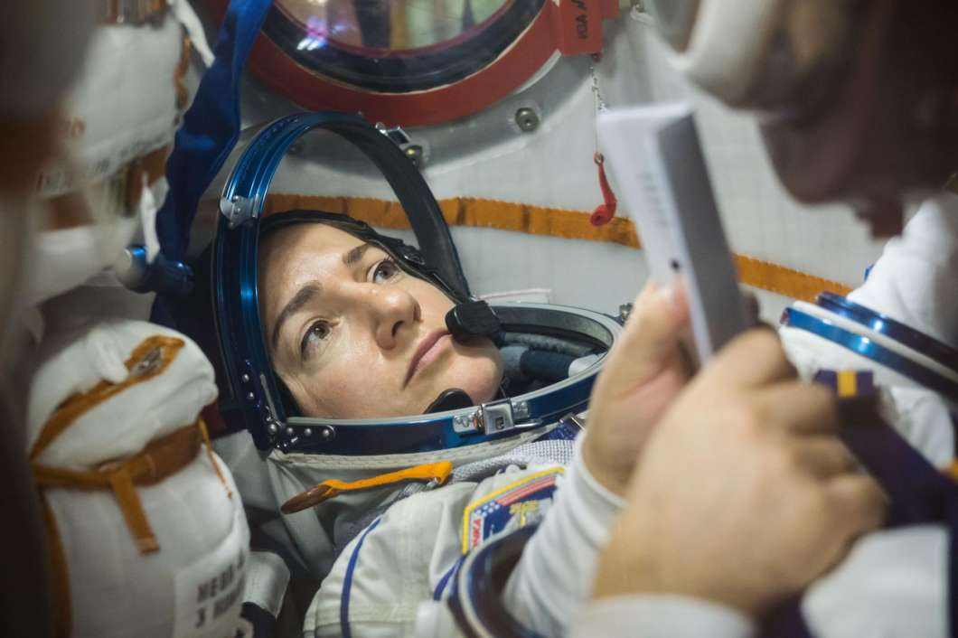 First Swedish woman to reach space comes with a major cultural milestone
