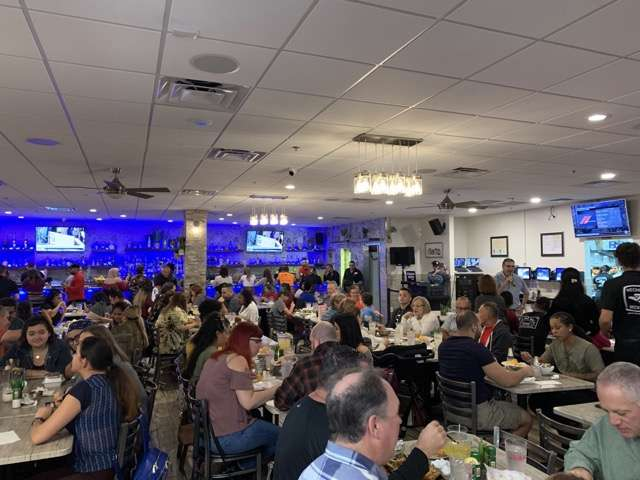 Don Julio dining room photo courtesy of Scott Joseph Orlando's Restaurant Guide