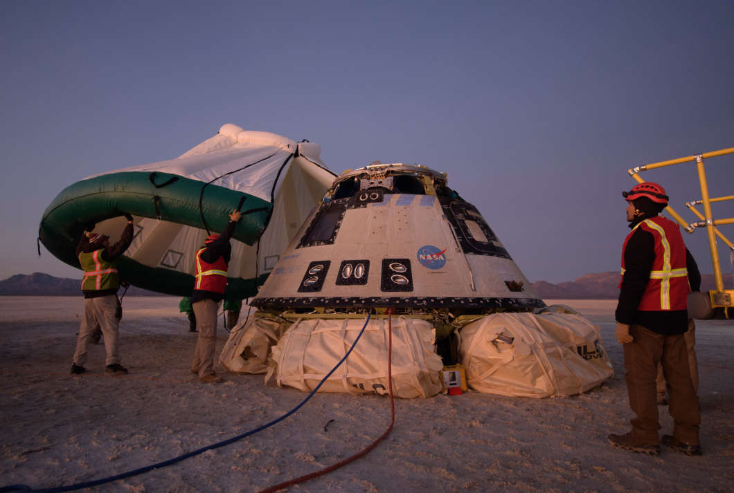 NASA, Boeing investigates software glitch that lead to unmanned astronaut capsule failure