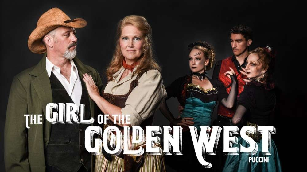 """The Girl of the Golden West"" promotional photo courtesy of Opera Orlando"