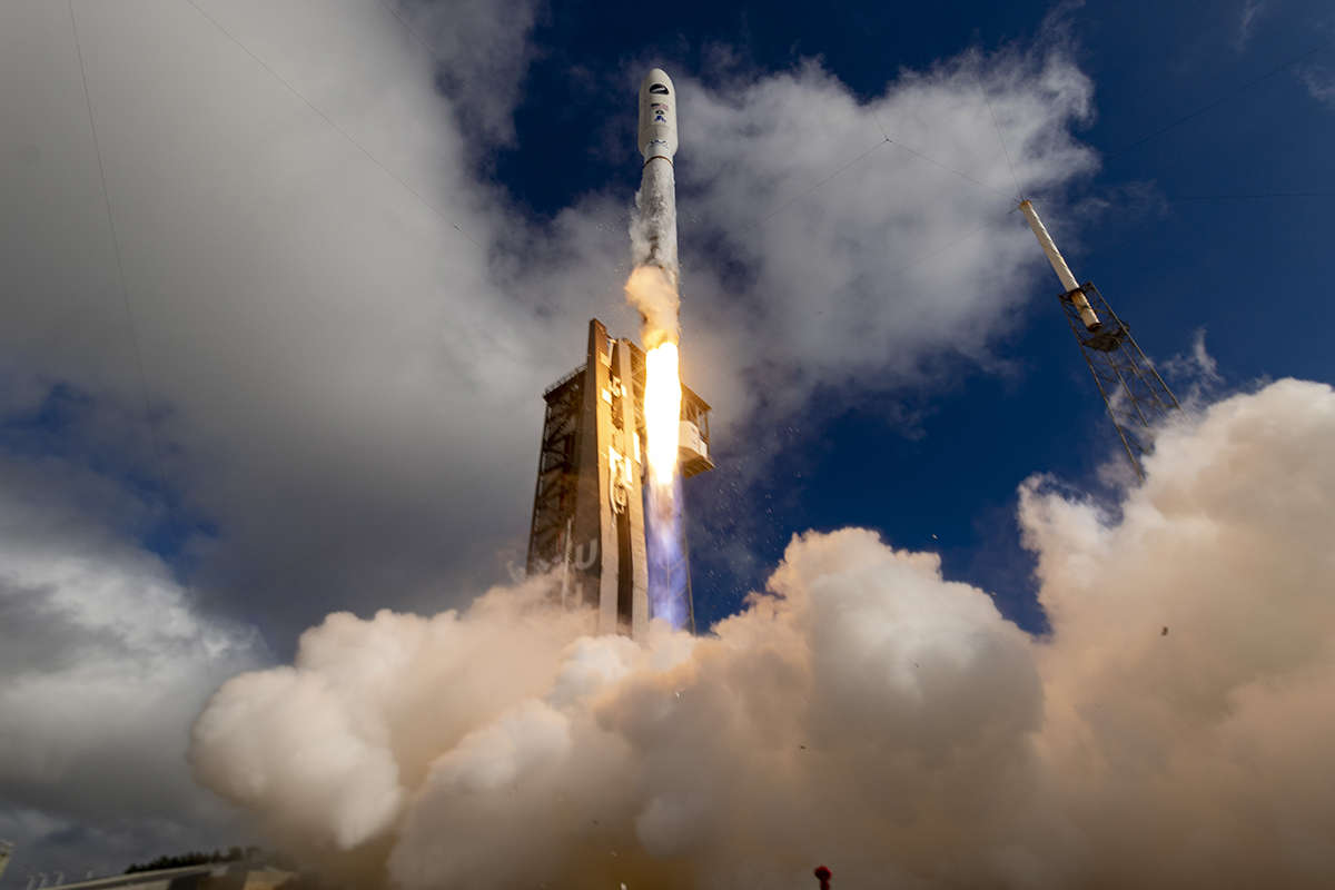 US Space Force launches mystery space plane from Cape Canaveral