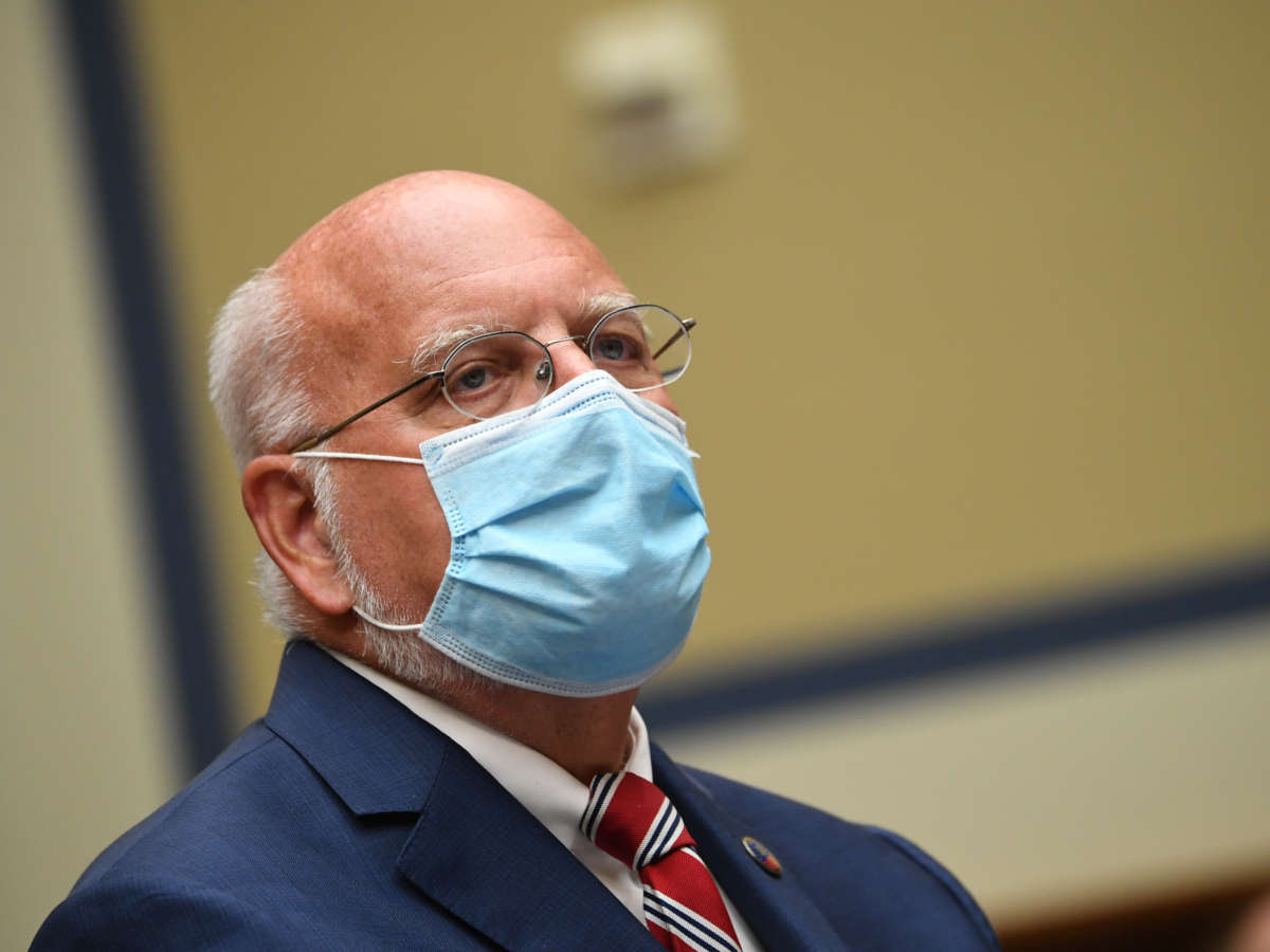 The 'worst' public health situation could come by fall — CDC director