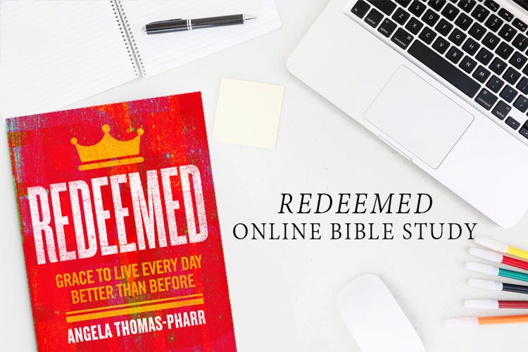 Redeemed Online Bible Study | Sign Up