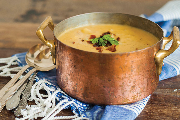 HomeLife Recipes   Soup's On!