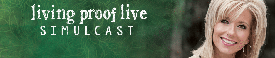 Living Proof Live Simulcast with Beth Moore | Win Passes!