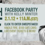 Nehemiah Facebook party | 2.1.12